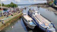 Video: Fenomena Langka di Baubau, Ikan-Ikan Muncul di Permukaan Sungai