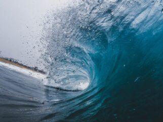 Waspada Gelombang Tinggi di Perairan Sultra Hingga Empat Hari ke Depan