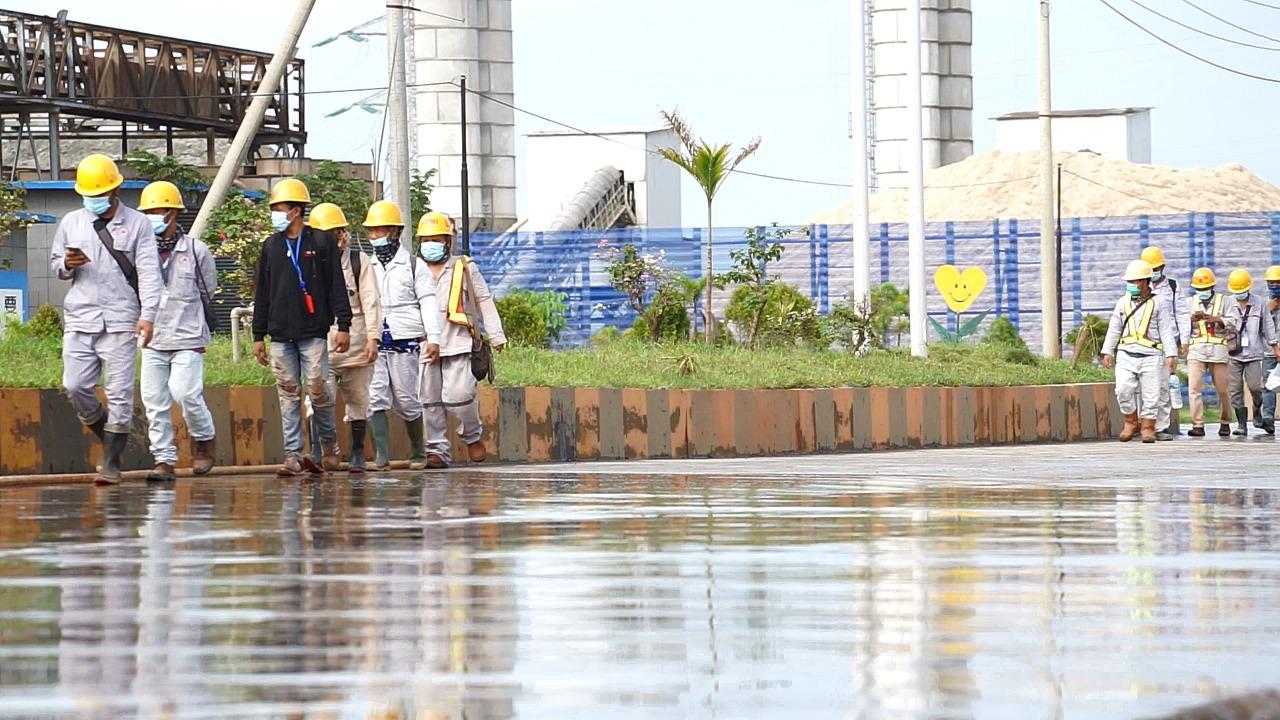 PT. VDNI Respon Kasus Penikaman di Area Smelter