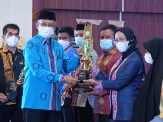 Kolaka Raih Juara Umum STQH Tingkat Provinsi Sultra