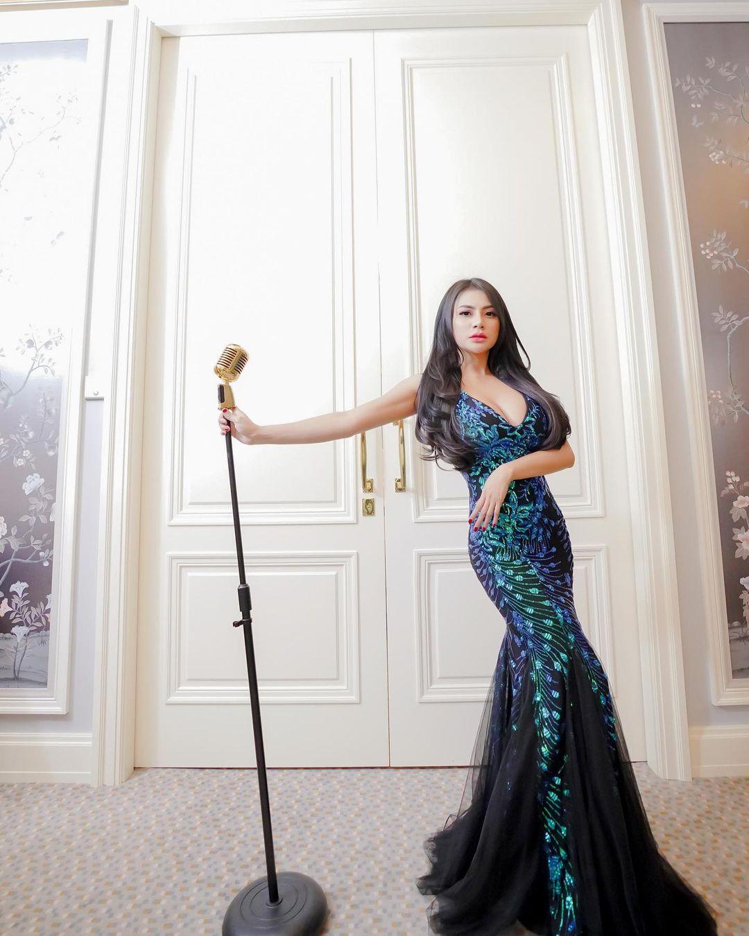 Tisya Erni Rilis Lagu Baru 'Aku Beruntung' yang Menceritakan Kekasih Idaman
