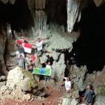 Gua Watulea, salah satu wisata gua di Kabupaten Buton Tengah. Foto: Istimewa.