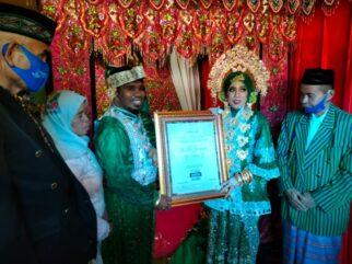 Pernikahan di Kolut Pilih Saham PT Aneka Tambang Jadi Mahar
