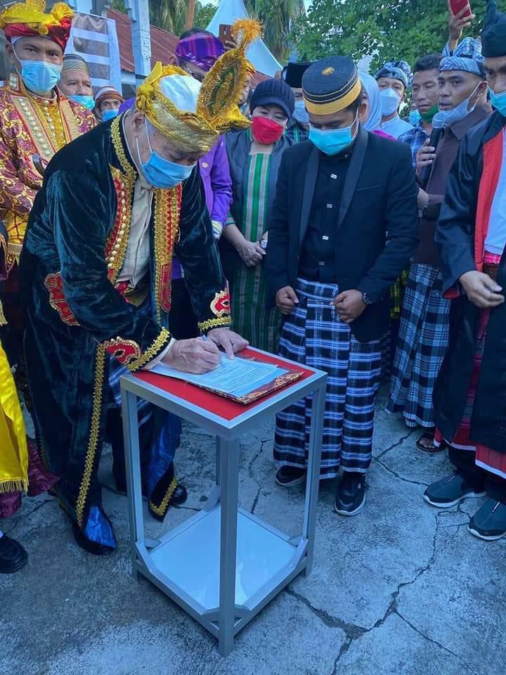 Masyarakat Buton Kembali Tuntut Pemekaran Provinsi Kepton dari Sultra