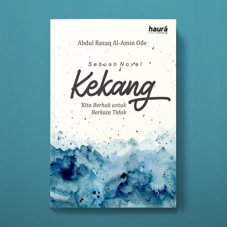 Novel Romantis Kekang, Karya Mahasiswa UNAS Jakarta Asal Muna