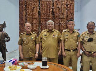 Bupati Konsel Minta Ali Mazi Ubah Status Jalan Provinsi Jadi Jalan Nasional