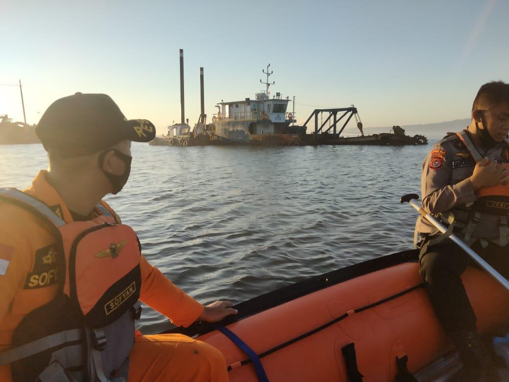 1 TKA Asal Cina Tenggelam di Sungai Sampara, Tim SAR Lakukan Pencarian