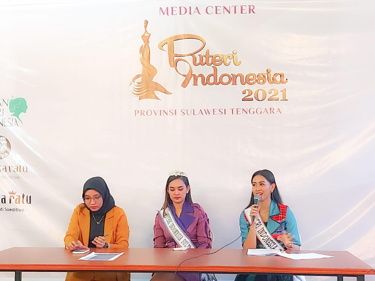 Sempat Vakum, Audisi Puteri Indonesia Sultra 2021 Kembali Dibuka