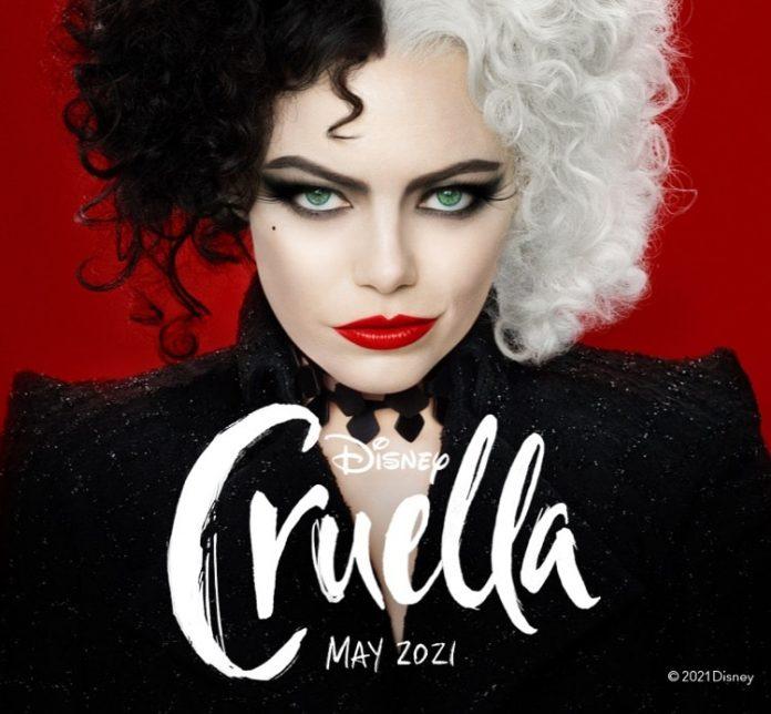 Poster film Cruella.