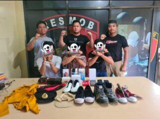 Gelapkan Paket COD, 3 Karyawan Ninja Xpress Kendari Diciduk Polisi