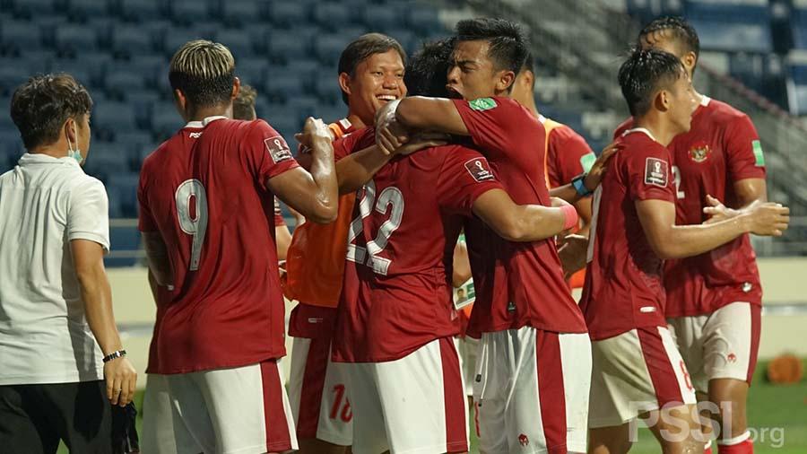 Timnas Indonesia Imbang 2-2 Lawan Thailand, Evan Dimas: Jangan Cepat Puas
