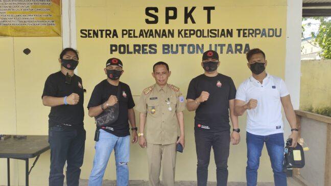 Tipu Warga Rp370 Juta, Kadis Dukcapil Butur Ditangkap Polisi
