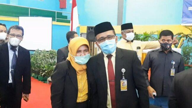 Selamat! Muhammad Zamrun Firihu Kembali Terpilih Sebagai Rektor UHO 2021 – 2025