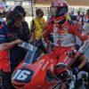 Sejarah Baru! Pembalap Indonesia Start Pertama di CEV Moto3