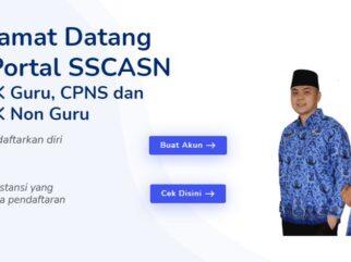 Tahapan SKD CPNS dan PPPK Non Guru Lingkup Pemprov Sultra