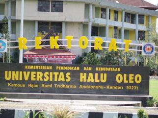 Beredar Email Tagihan Pembangunan Kampus, WR I UHO: Hoaks