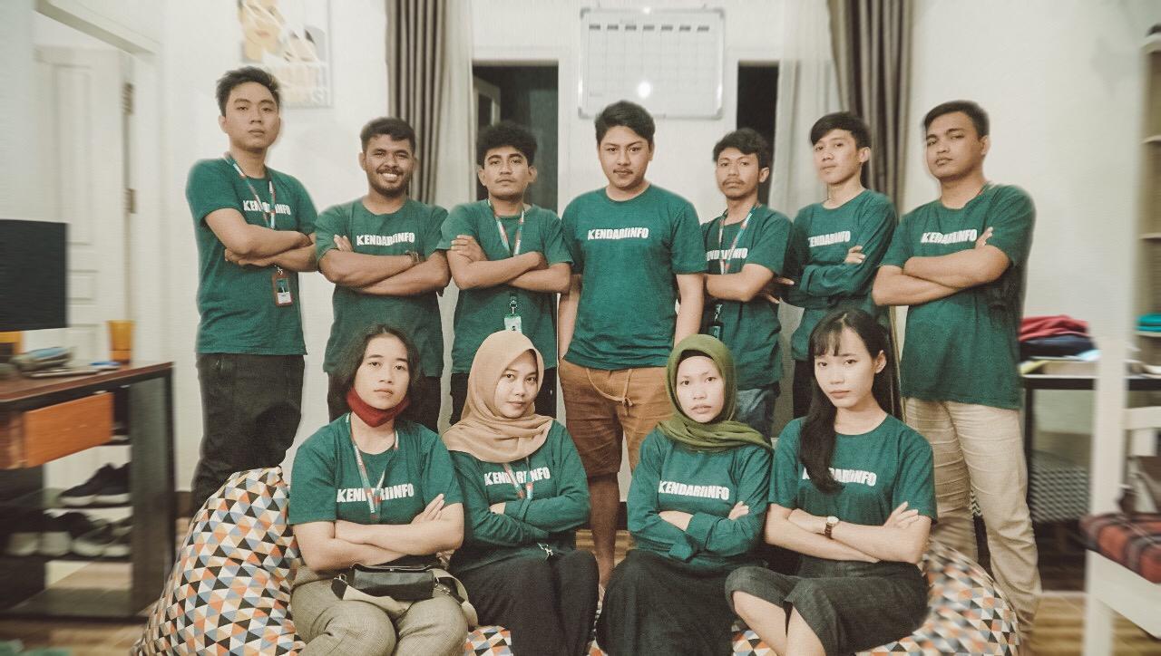Kendariinfo Buka Lowongan Kerja untuk Jurnalis Muda