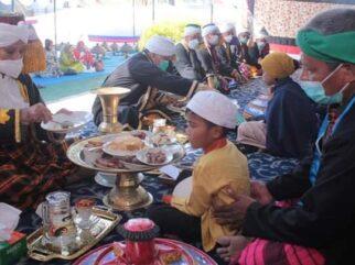 Pemkot Baubau Ritual Pakandeana Ana-ana Maelu saat 10 Muharam