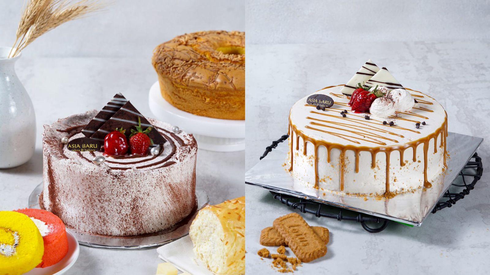 Asia Baru Cake & Bakery, Toko Kue dan Roti di Kendari