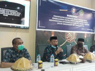 Lokakarya Augmented Reality Tingkatkan Kapasitas Guru Madrasah di Kendari