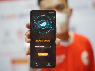 Tanding di PON, ESI Sultra Fasilitasi Atlet Esport FF dengan ROG Phone