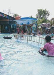 Kolam Renang Lalonona Park 2, Tempat Rekreasi Warga Konawe