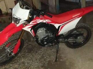 Maling Beraksi Subuh-Subuh, Motor Honda CRF Warga Poasia Raib