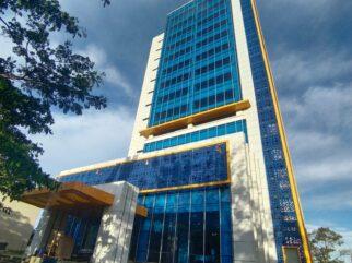 Pembangunan Tower Masih Mangkrak, Dirut Bank Sultra: Butuh Anggaran Rp50 M
