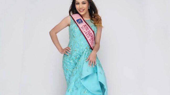 Salwa Nur Fadhilla, Wakil Sultra di Putri Pariwisata Indonesia 2021